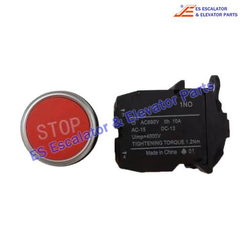 ES-SC128 9300 Stop Button