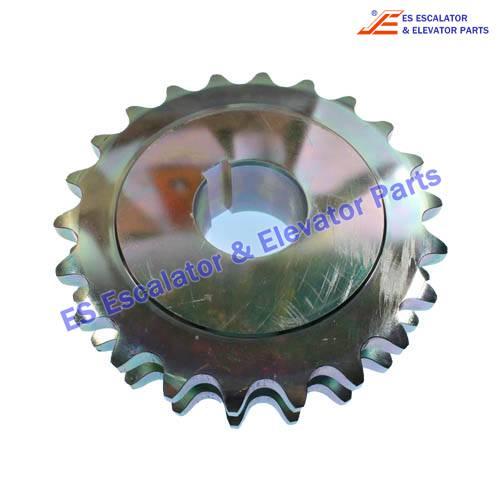 Escalator 50620536 Gear