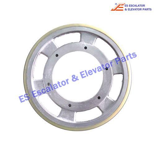 Escalator DAA265NNN1 FRACTION WHEEL