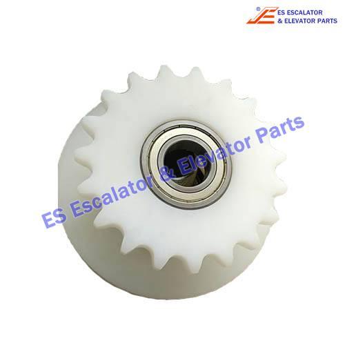 ES-OTP85 Sheave Drive Sprocket G02215AB20 6207