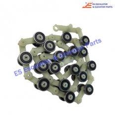 Escalator SCH409214 rotary chain