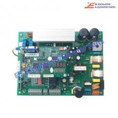 SF2-DSC-1200 car door control board