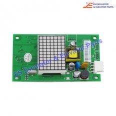 <b>BX-SCL-C3 HP dislay board</b>
