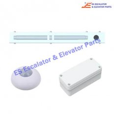Elevator Car UV sterilization light