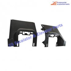 <b>Escalator GAB438BNX2 Inlet cover</b>