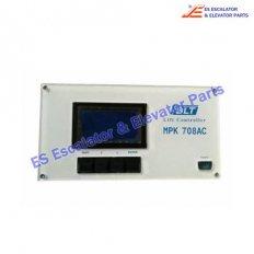 <b>MPK708AC Main controller</b>