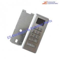 <b>59323518 Elevator Terminal Hall Call Panel</b>