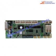 <b>DHG-162 Elevator PCB</b>