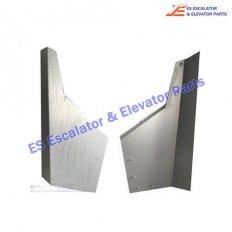 <b>GAA402CAB2 Escalator Handrail Entry Box</b>