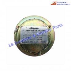 <b>TS3422N6 E92 Elevator Door Motor</b>