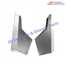 <b>GAA402CAB1 Escalator Handrail Shell Aluminum</b>