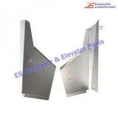 <b>GAA402CAB21 Escalator Handrail Inlet Shell</b>