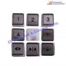 <b>20-2030066-BLACK-(2) Elevator Button</b>