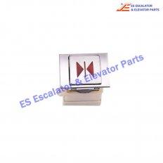 <b>MTD142-CLOSE Elevator Button</b>