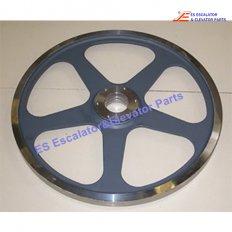 DEE0079275 Escalator Handrail Drive Wheel